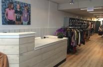 Entree kledingwinkel Kortjakje